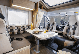 interior autocaravana