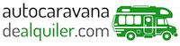 Logo autocaravana de alquiler barcelona